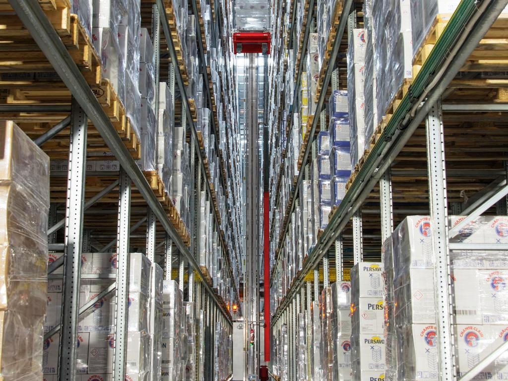 Палетни стелажи Automated Storage PROINSTALL 2