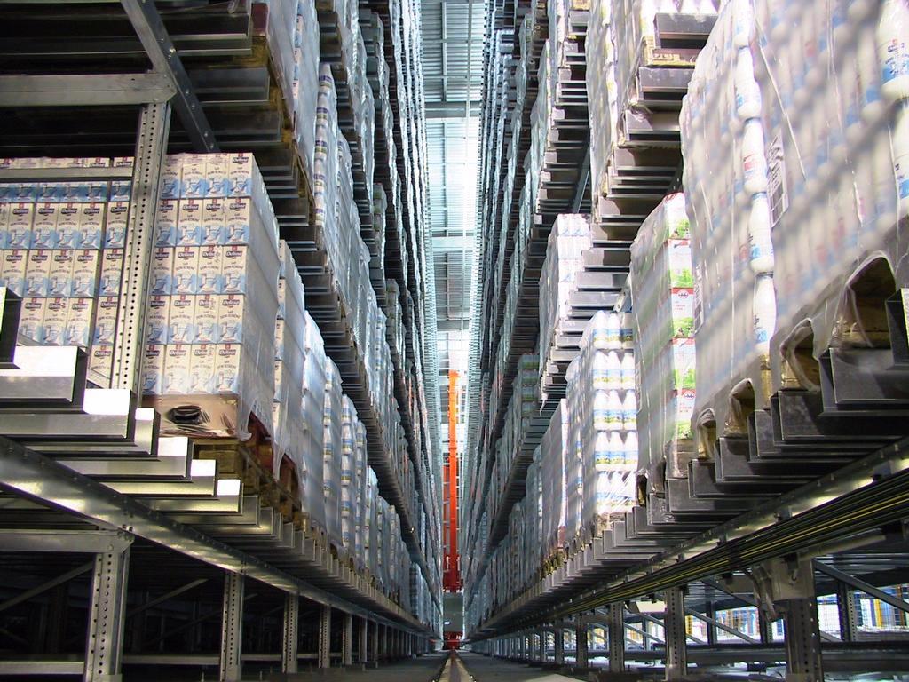 Палетни стелажи Automated Storage PROINSTALL 6