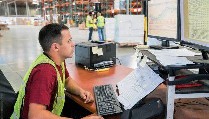 СОФТУЕР ЗА УПРАВЛЕНИЕ НА СКЛАД И ЛОГИСТИКА warehouse management system PROINSTALL 5