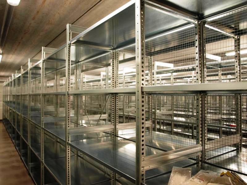 Стелажи с рафтове shelving racks PROINSTALL 2
