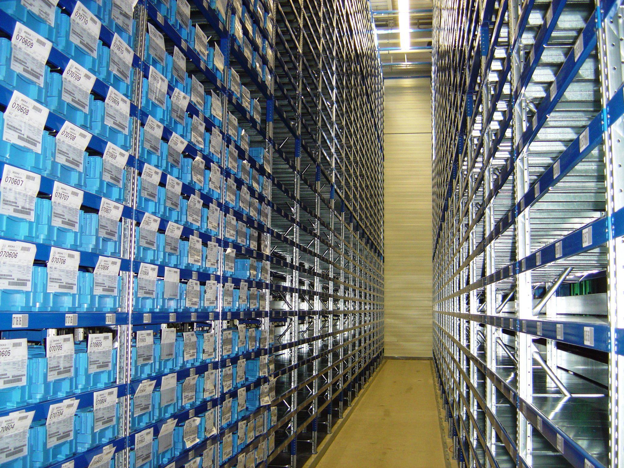 Стелажи с рафтове shelving racks PROINSTALL 5