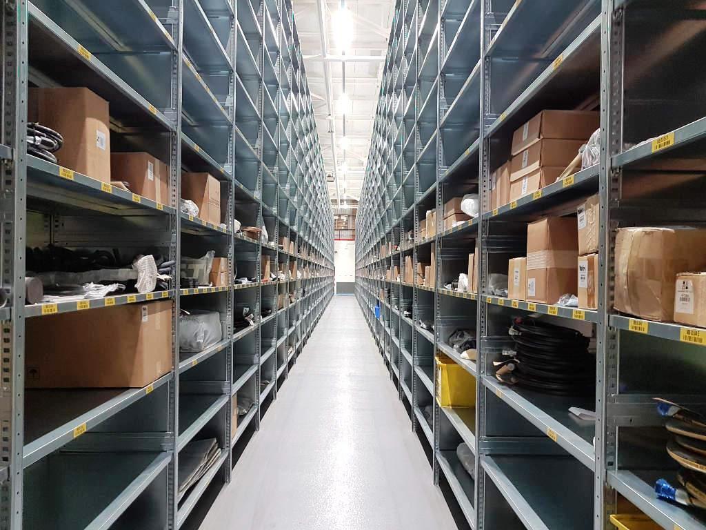 Стелажи с рафтове shelving racks PROINSTALL 6