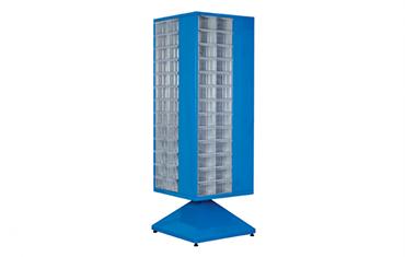 въртящ-се-метален-щендер-с-кутии-rotary-metal-cabinet-with-plastic-drawers-175-104-PROINSTALL-700x511