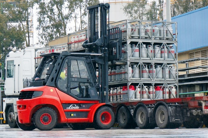 1.ДИЗЕЛОВИ МОТОКАРИ PROINSTALL forklift diesel