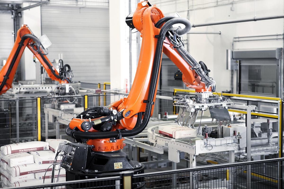 1.Роботизирани логистични решения PROINSTALL Robotic logistics solutions