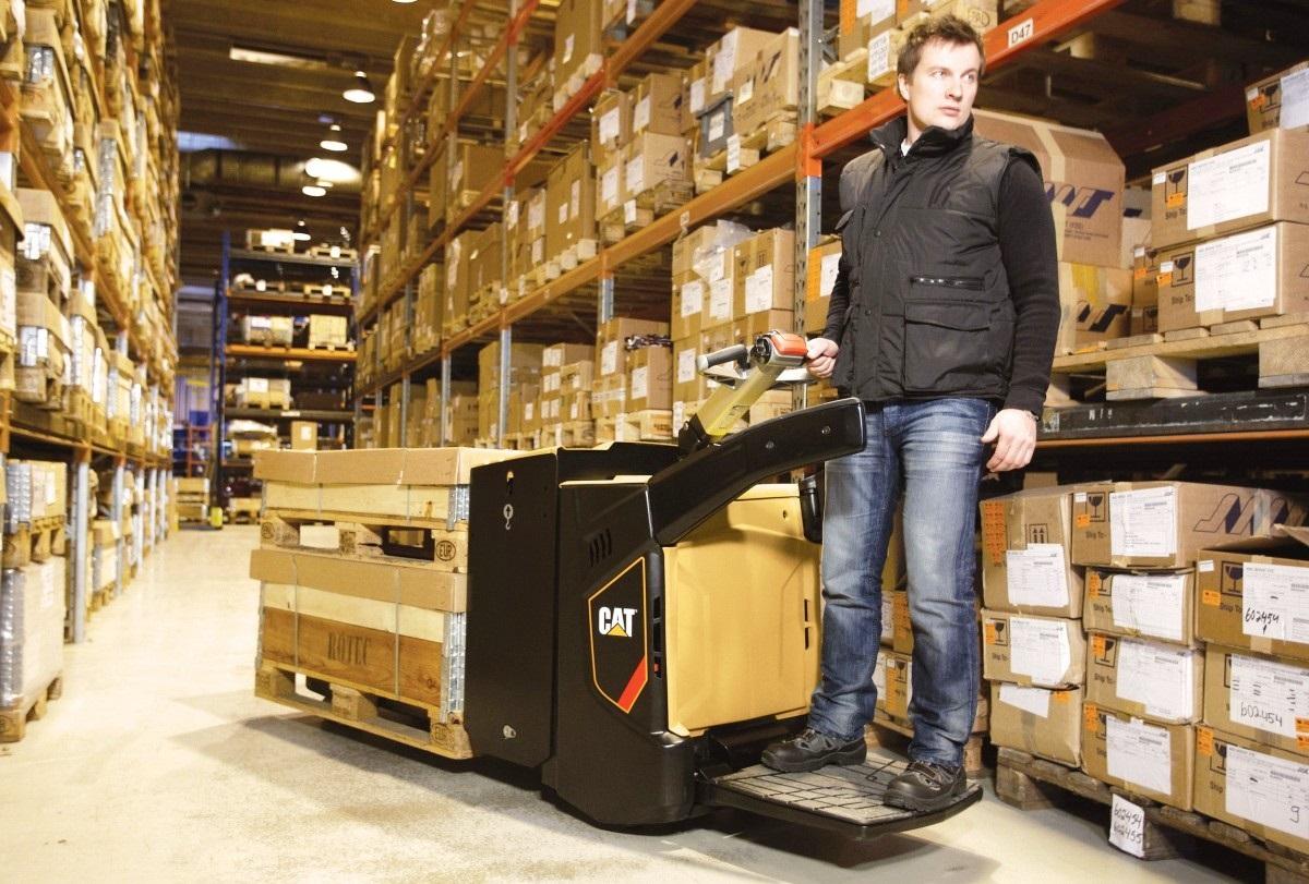 2.ЕЛЕКТРИЧЕСКА ПАЛЕТНА КОЛИЧКА PROINSTALL electric pallet truck