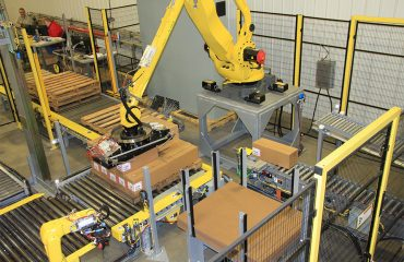 2.Роботизирани логистични решения PROINSTALL Robotic logistics solutions
