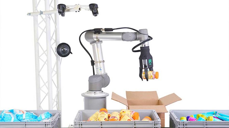 3.Роботизирани логистични решения PROINSTALL Robotic logistics solutions