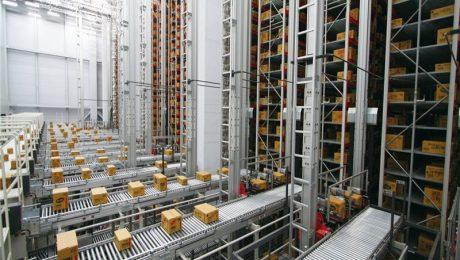 4.Автоматизирани системи за складиране на кутии PROINSTALL Automated Box Warehouse
