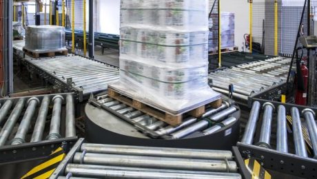 5. Автоматизирани транспортни конвейерни системи PROINSTALL automated transport conveyor