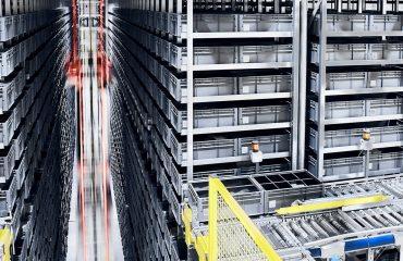 автоматизация на складове